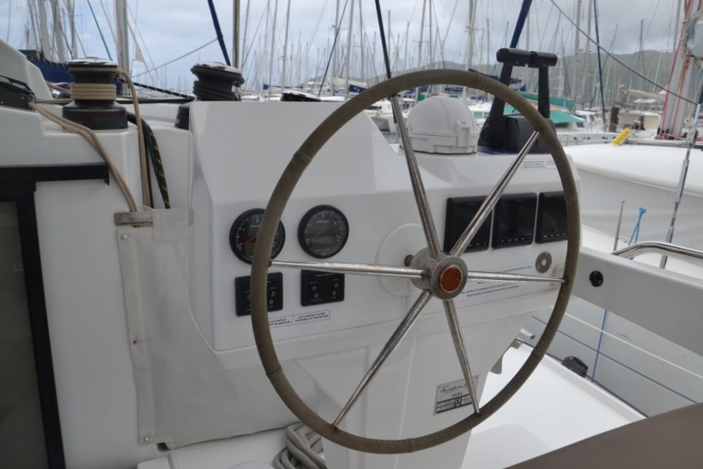 Boat rental Fountaine Pajot Saba 50 in Martinique on Samboat