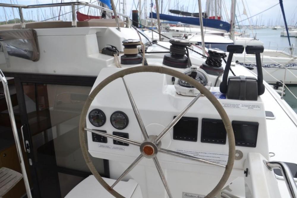 Boat rental Martinique cheap Saba 50