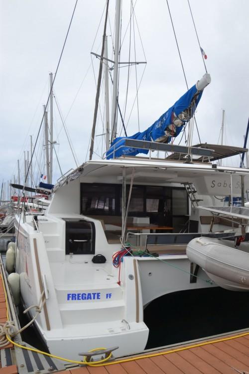 Rental yacht Martinique - Fountaine Pajot Saba 50 on SamBoat