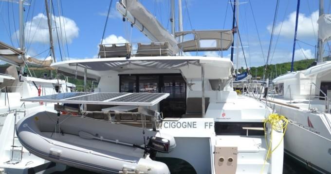 Boat rental Le Marin cheap Saona 47