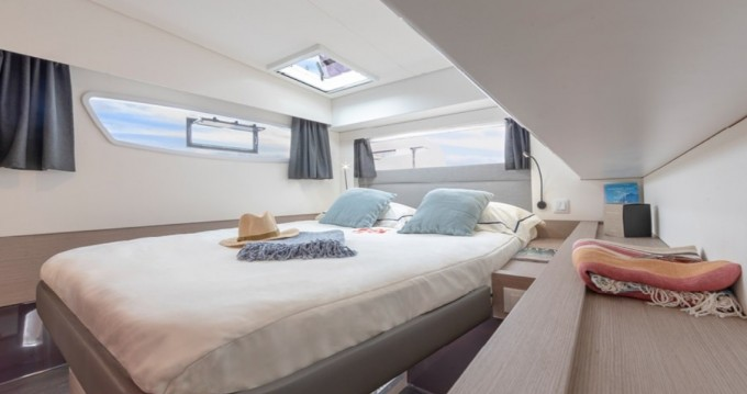 Fountaine Pajot Elba 45 between personal and professional