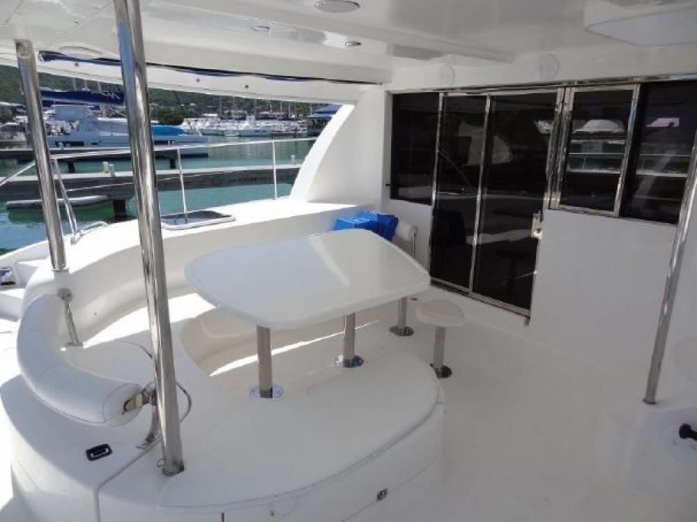Rental Catamaran in Puerto Rico - Robertson-Caine Leopard 47 PC