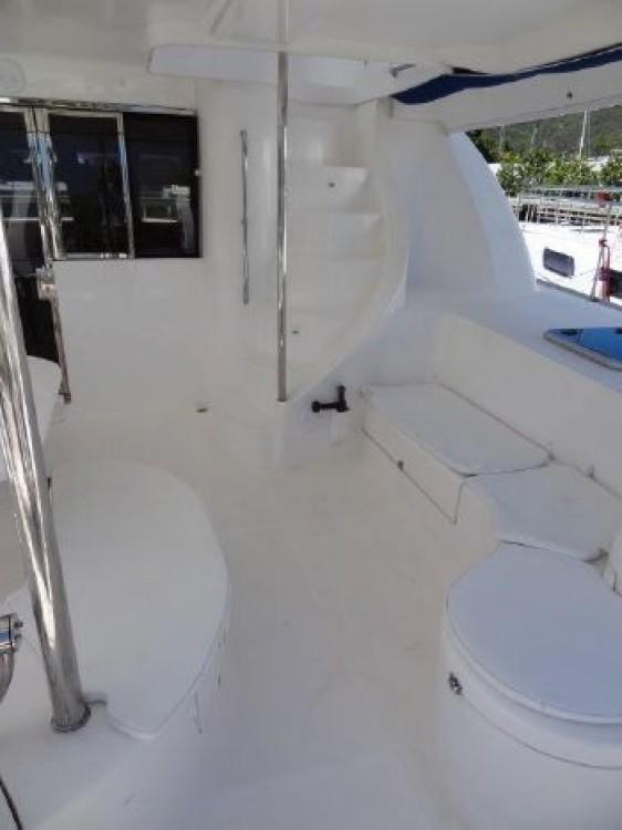 Rental yacht Puerto Rico - Robertson-Caine Leopard 47 PC on SamBoat