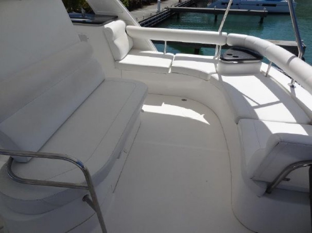 Boat rental Robertson-Caine Leopard 47 PC in Puerto Rico on Samboat