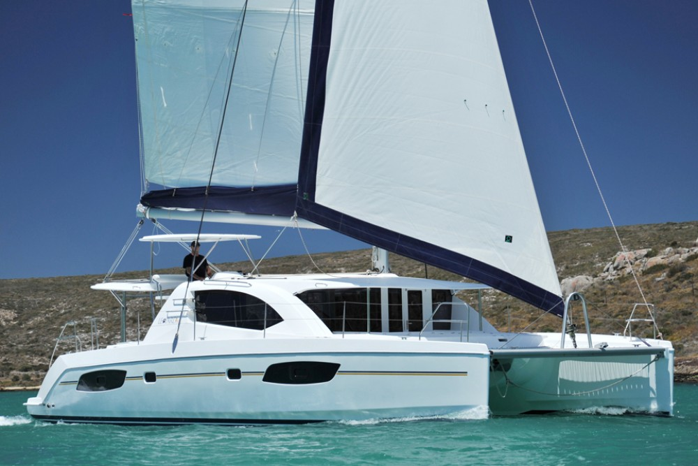 Hire Catamaran with or without skipper Robertson-Caine Puerto Rico