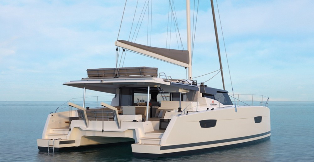 Rent a Fountaine Pajot Elba 45 Bois D'orange