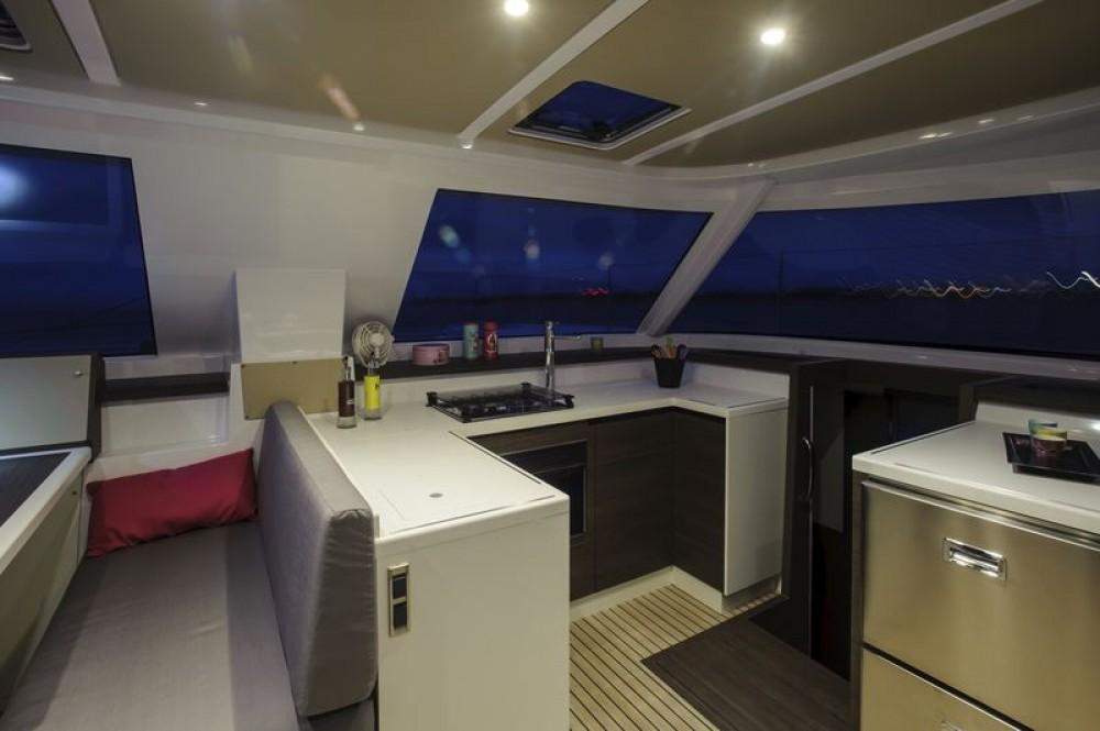 Boat rental Bois D'orange cheap Nautitech Open 40