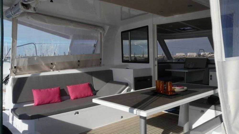 Rental yacht Bois D'orange - Nautitech Nautitech Open 40 on SamBoat