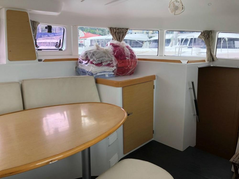 Rental Catamaran in Bois D'orange - Lagoon Lagoon 380