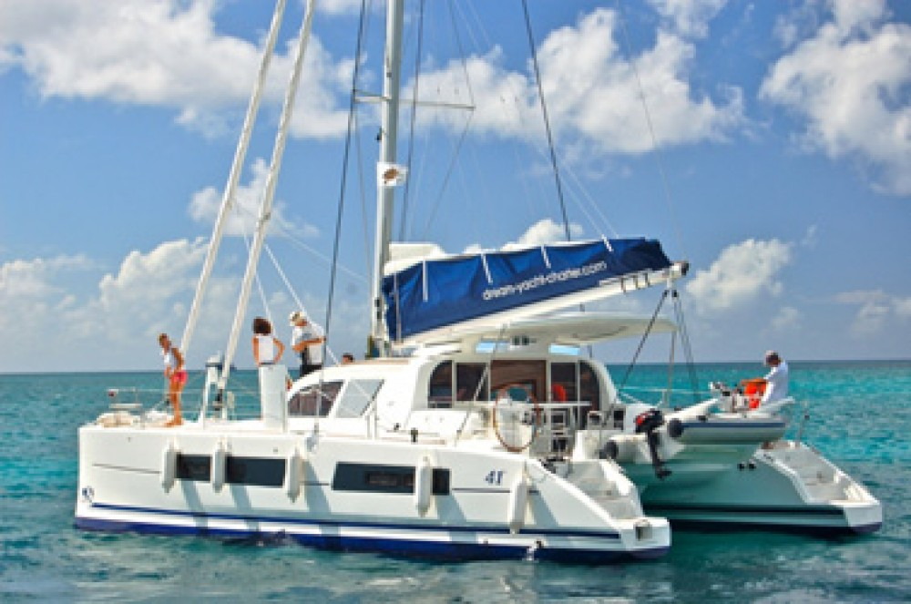 Boat rental Catana Catana 42 Carbon Infusion in Rodney Bay Marina on Samboat