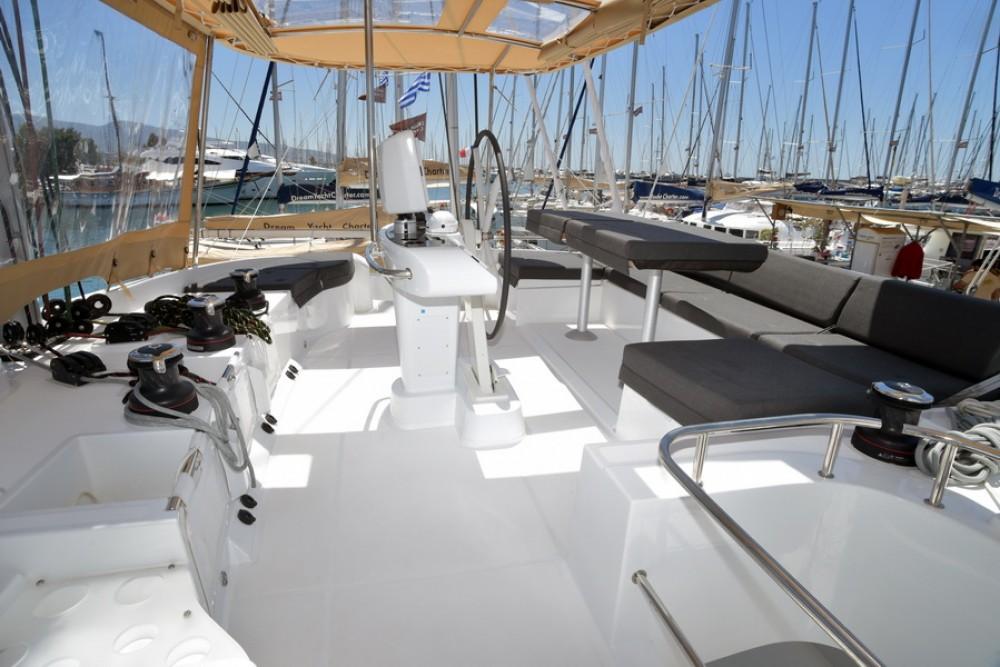 Lagoon Lagoon 52 between personal and professional Saint Martin (France)