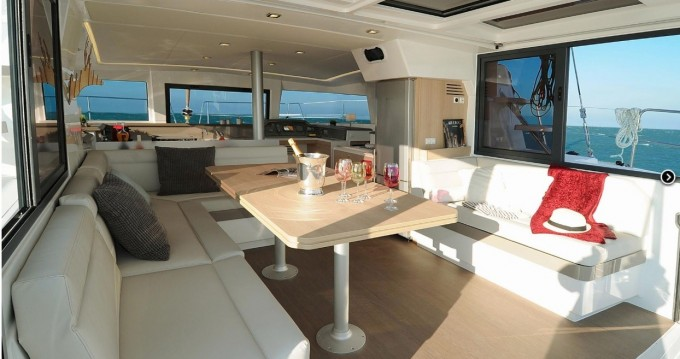 Boat rental Bali Catamarans Bali 4.1 in Saint Martin (France) on Samboat