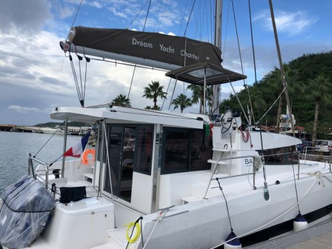 Rental Catamaran in Saint Martin (France) - Bali Catamarans Bali 4.1