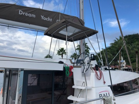 Rental yacht Saint Martin (France) - Bali Catamarans Bali 4.1 on SamBoat