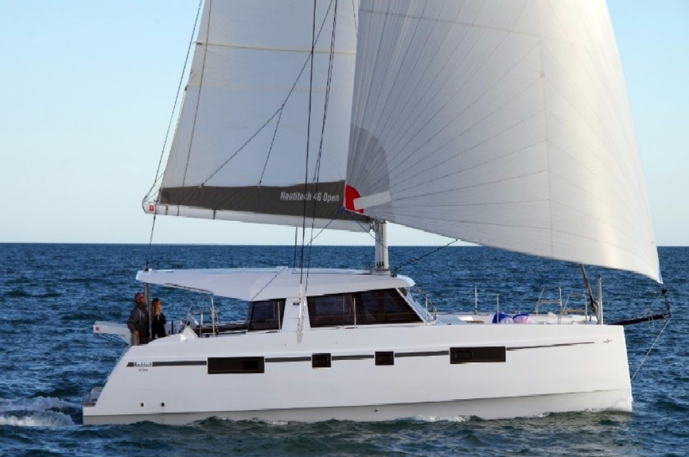 Hire Catamaran with or without skipper Bavaria Saint Martin (France)