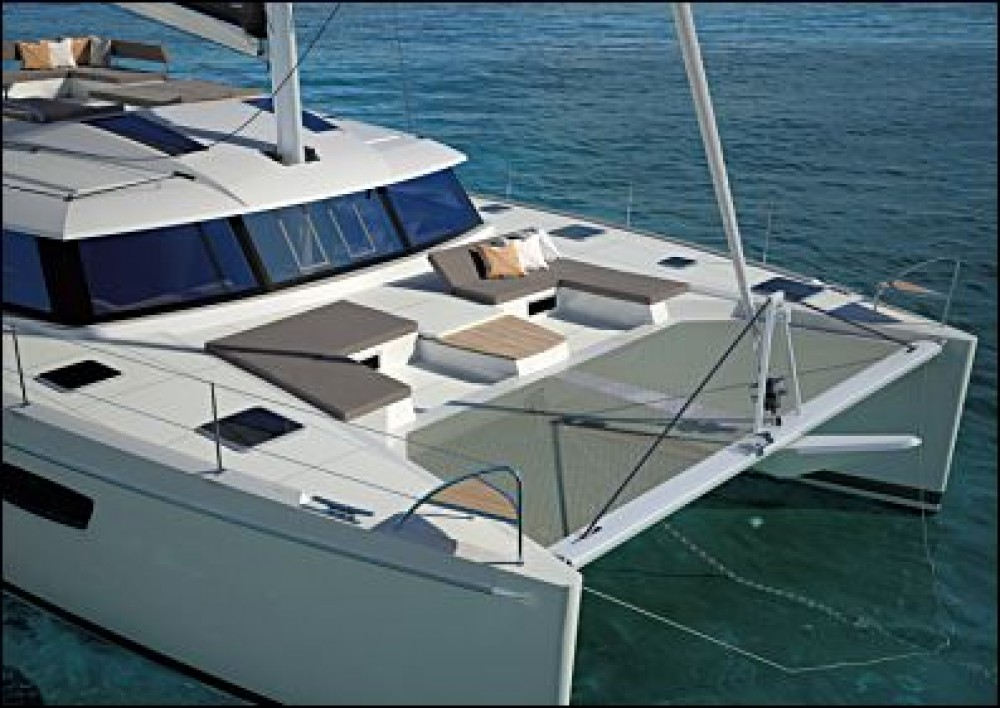 Rental yacht Saint Martin (France) - Fountaine Pajot Saba 50 on SamBoat