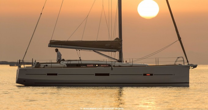 Rental Sailboat in Saint Martin - Dufour Dufour 460 Grand Large