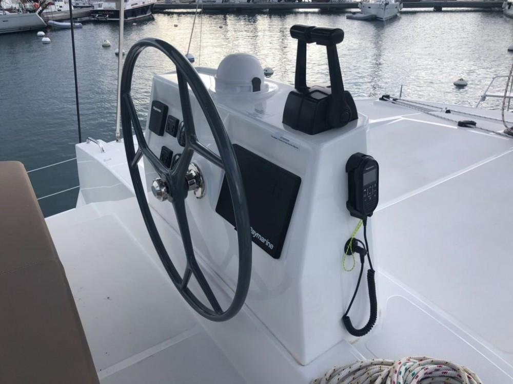 Rental yacht Saint Martin (France) - Catana Bali 4.5 on SamBoat