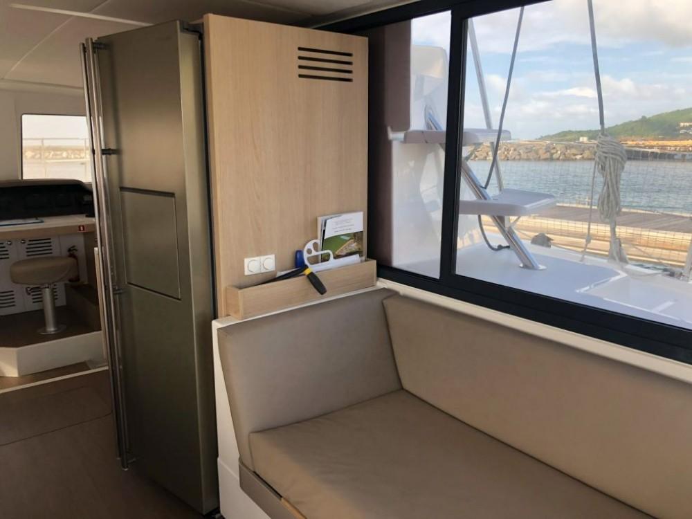 Boat rental Catana Bali 4.3 in Saint Martin (France) on Samboat