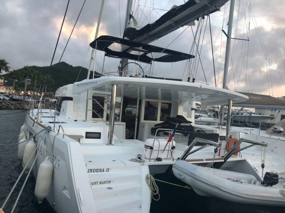 Rental yacht Saint Martin (France) - Lagoon Lagoon 52 on SamBoat