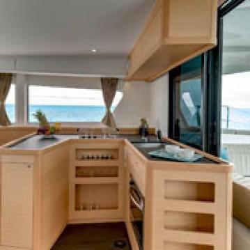 Rental yacht Saint Martin (France) - Lagoon Lagoon 42 on SamBoat