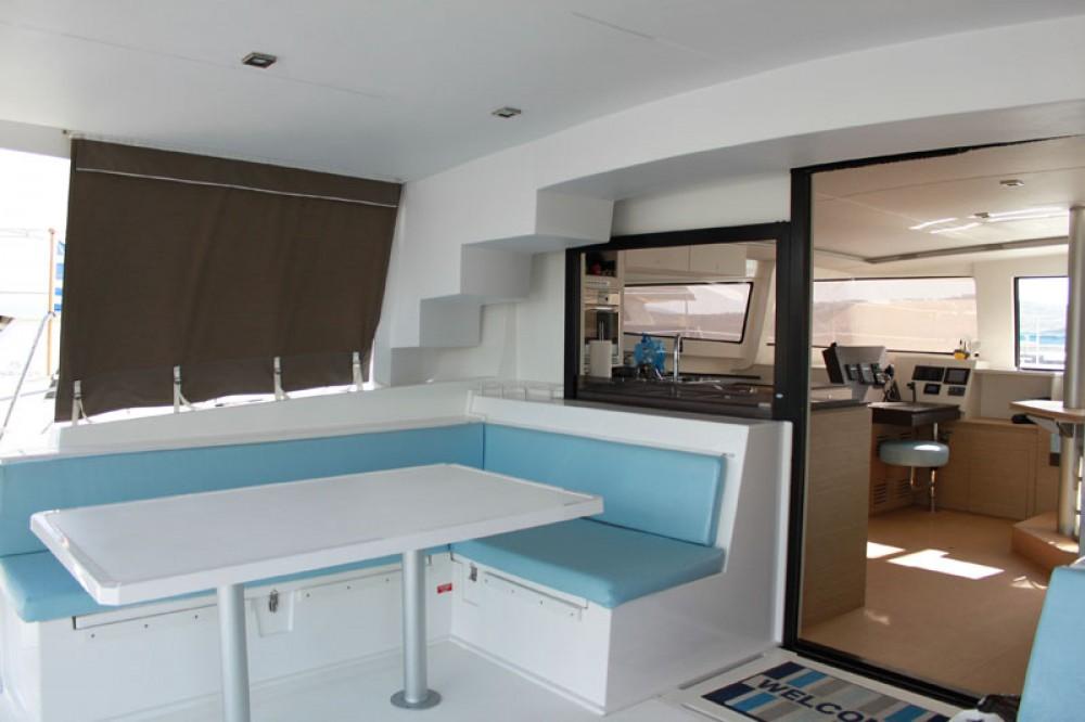 Boat rental Saint Martin (France) cheap BALI 45
