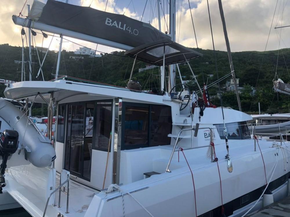 Hire Catamaran with or without skipper Bali Catamarans Saint-Martin (France)