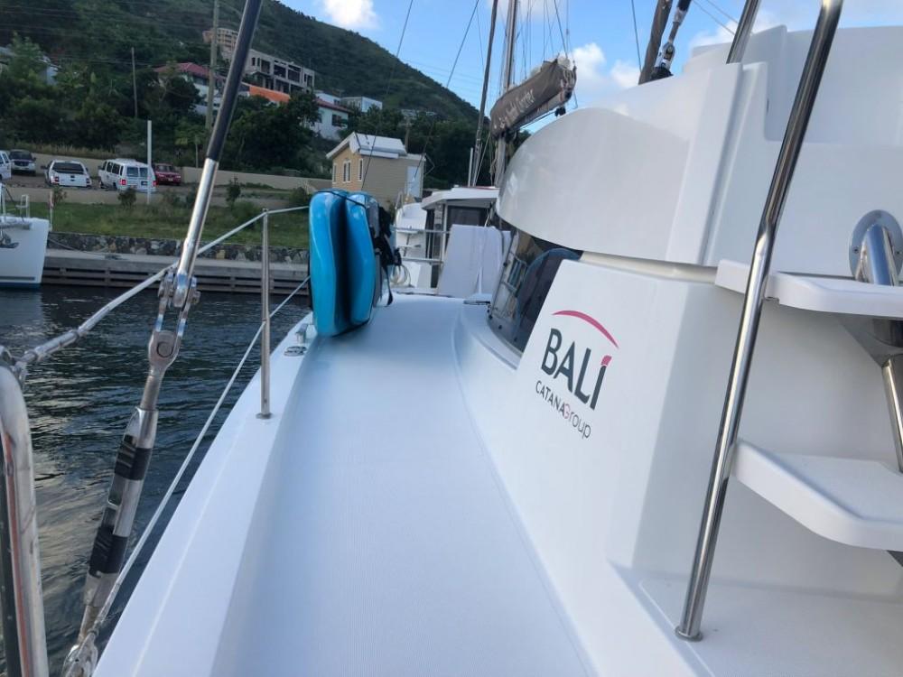 Rental Catamaran in Saint-Martin (France) - Bali Catamarans Bali 4.0
