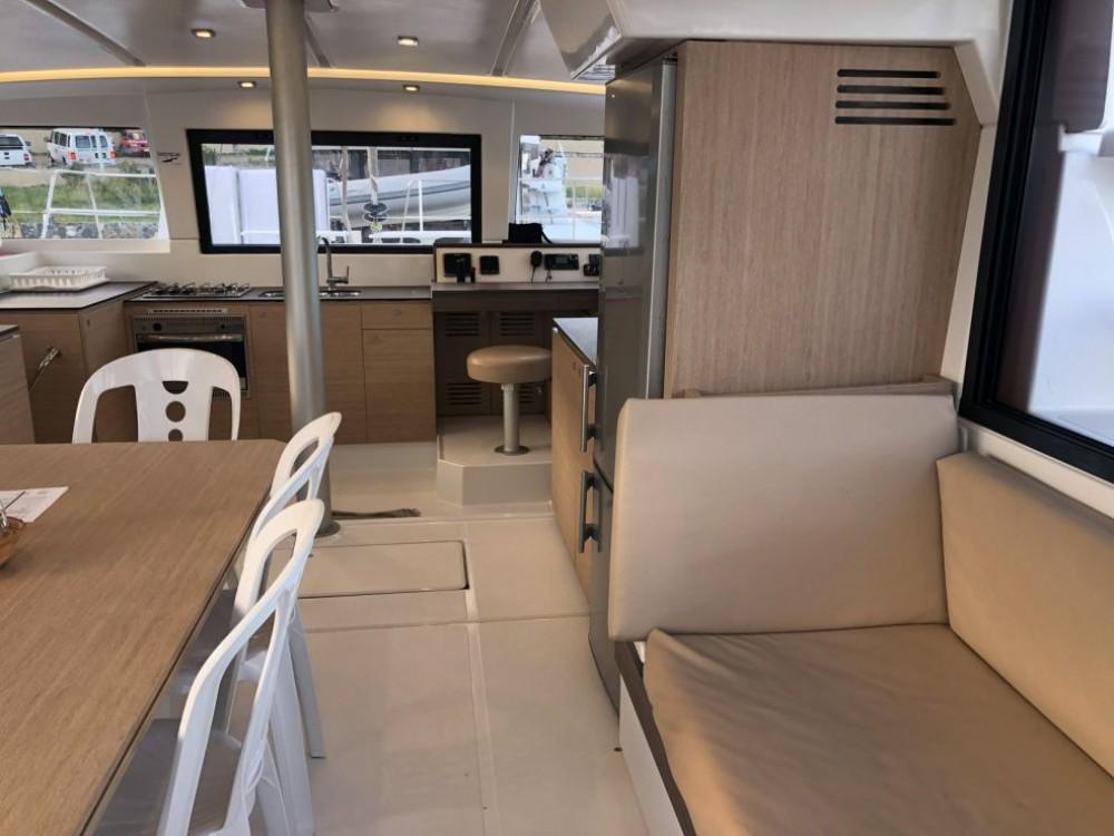 Boat rental Bali Catamarans Bali 4.0 in Saint-Martin (France) on Samboat