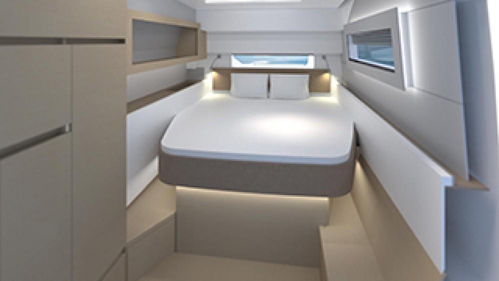 Rental yacht Saint Martin (France) - Bavaria Nautitech 46 Open on SamBoat