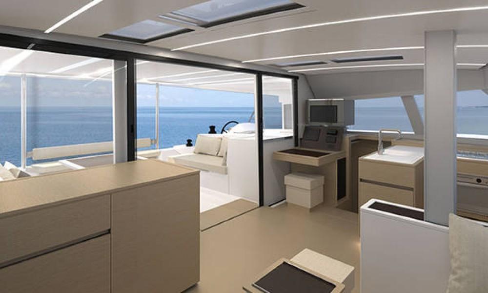 Boat rental Bavaria Nautitech 46 Open in Saint Martin (France) on Samboat