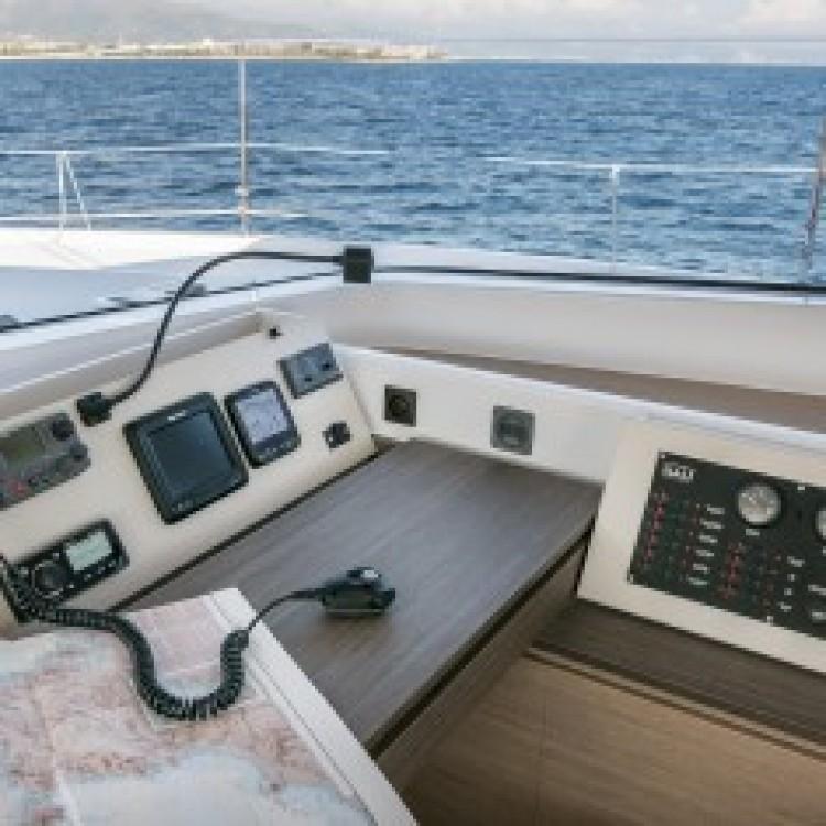 Catamaran for rent Arnos Vale at the best price