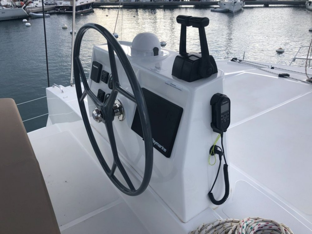 Rental Catamaran in Arnos Vale - Catana Bali 4.5