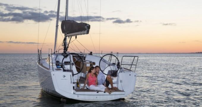 Rental yacht Arnos Vale - Jeanneau Sun Odyssey 349 on SamBoat