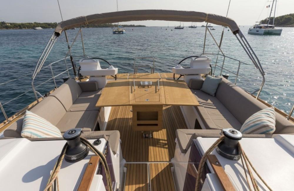 Rental yacht La Paz - Dufour Dufour 520 GL on SamBoat