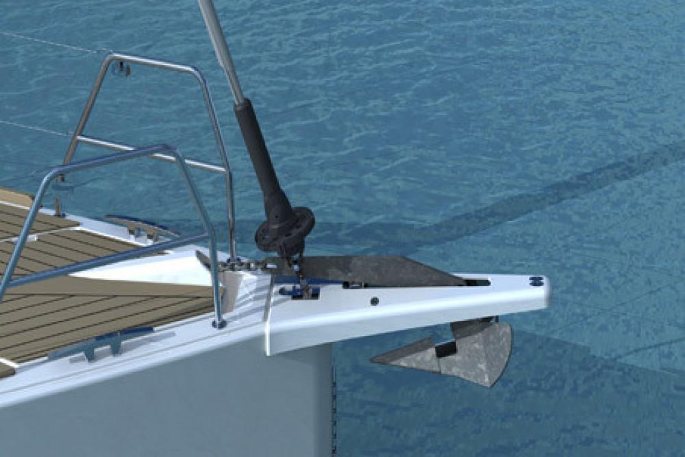 Rental yacht La Paz - Dufour Dufour 412 on SamBoat