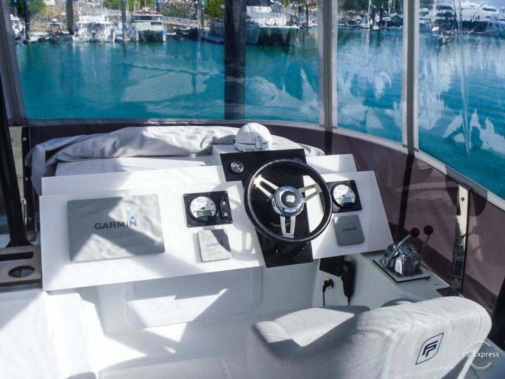Boat rental La Paz cheap MAESTRO 37