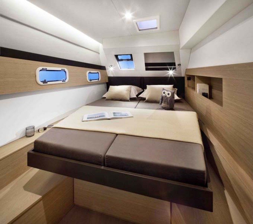 Rental yacht La Paz - Catana Bali 4.5 on SamBoat