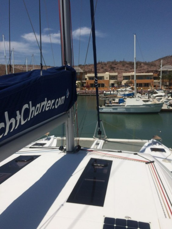 Bavaria Nautitech 46 Open between personal and professional La Paz