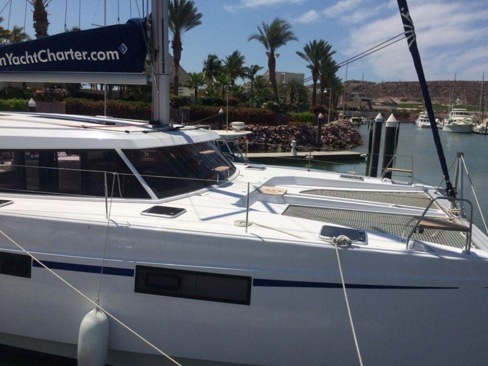 Rental Catamaran in La Paz - Bavaria Nautitech 46 Open