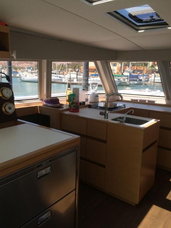 Boat rental Bavaria Nautitech 46 Open in La Paz on Samboat