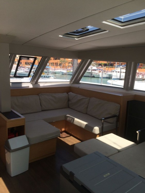 Hire Catamaran with or without skipper Bavaria La Paz