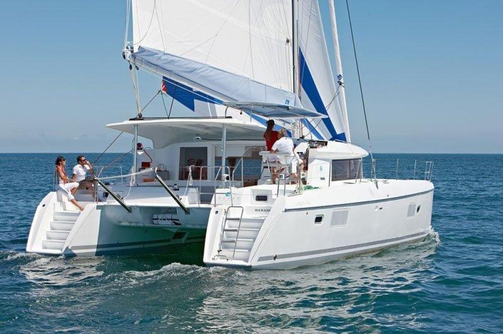 Rental Catamaran in La Paz - Lagoon Lagoon 421