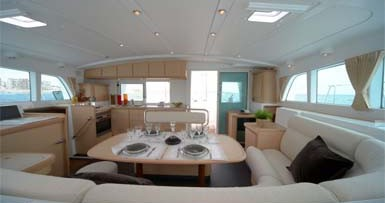 Rental Catamaran in La Paz - Lagoon Lagoon 440