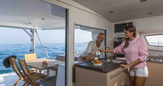Boat rental Catana Bali 4.5 in  on Samboat