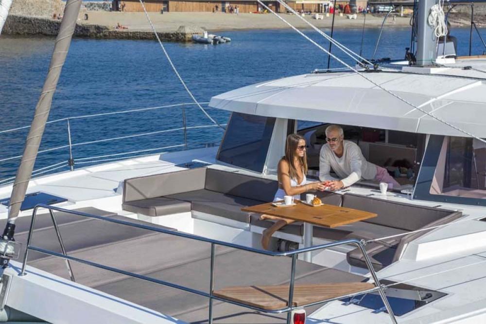 Rental yacht Cienfuegos - Catana BALI 45 on SamBoat