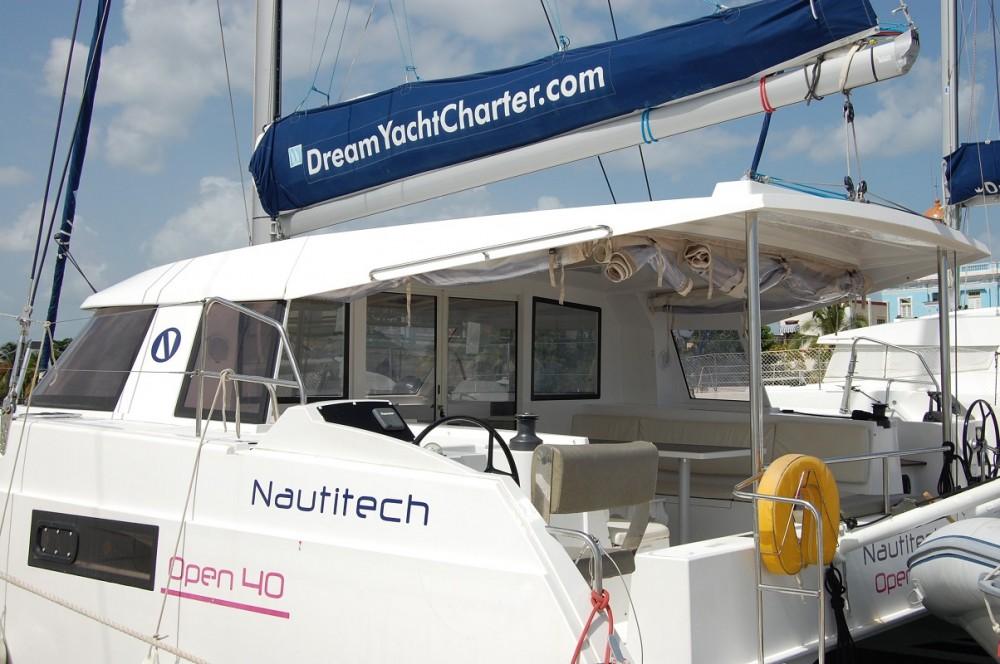 Boat rental Cienfuegos cheap Nautitech Open 40