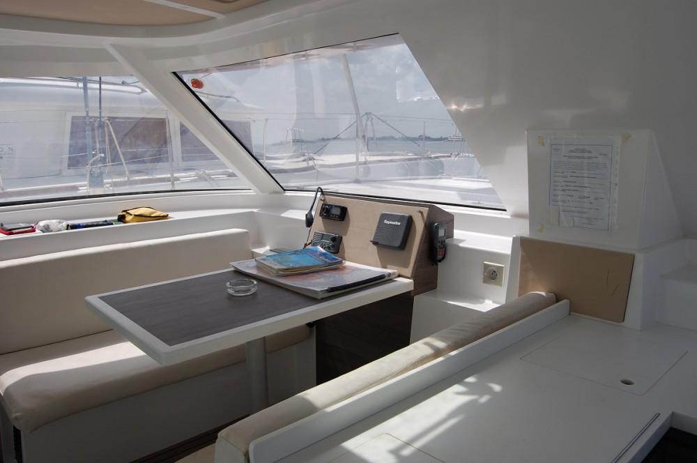 Boat rental Nautitech Nautitech Open 40 in Cienfuegos on Samboat