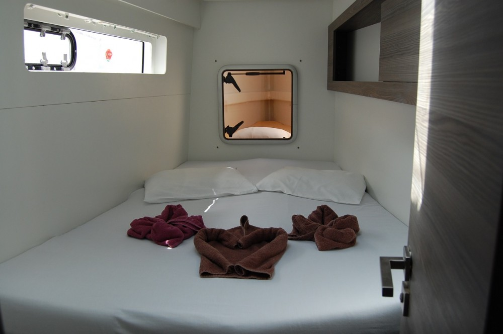 Boat rental Nautitech Nautitech Open 40 in  on Samboat