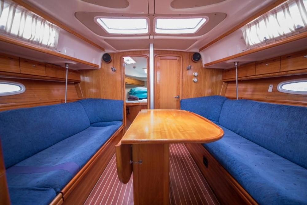 Boat rental La Trinité-sur-Mer cheap Bavaria 37 Cruiser